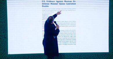La SRE abre el expediente del caso Cienfuegos. La DEA exhibe, en 751 páginas, pruebas incriminatorias