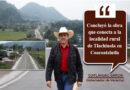 Obras carreteras en caminos rurales, prioridad en la 4T: Gobernador