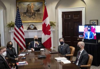 Biden y Trudeau forman un frente común contra la crisis climática