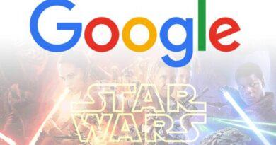Google rinde homenaje por el Día de Star Wars con 'lluvia de confeti'