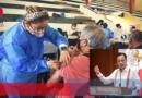 Presume gobernador que Veracruz es el único con todo el magisterio inmunizado