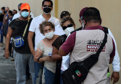 Arranca la aplicación de la segunda dosis a adultos de 50-59 años en Veracruz y Coatza