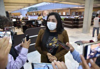 Garantiza diputada Jessica Ramírez reducción de salarios en la próxima legislatura