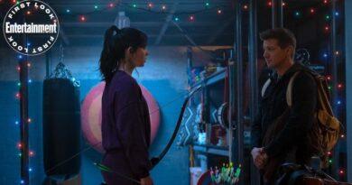 Disney+ comparte la fecha de estreno y la primera imagen oficial de<em>Hawkeye</em>