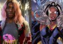 Un fanart muestra a Michaela Coel como Tormenta en<em>Black Panther 2</em>