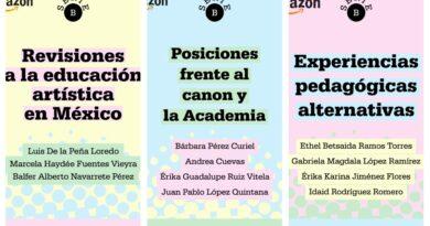 Presenta IVEC los nuevos títulos de Asuntos del Arte, colección de Ediciones Manivela<br>