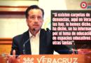 """""""Hipócritas de la derecha"""" son quienes intentan sabotear el trabajo actual, asegura Cuitláhuac García"""