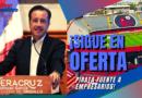 Seguimos ofertando el Pirata Fuente a empresarios; mientras, funciona en temas de salud: Cuitláhuac García